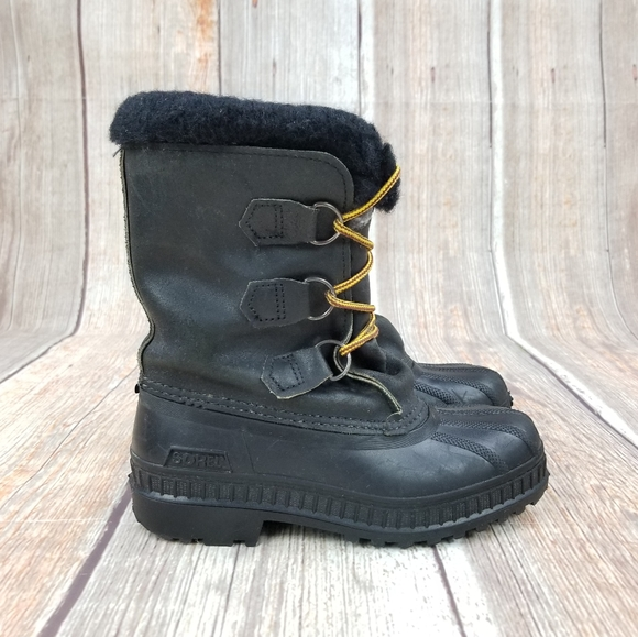 Sorel Shoes   Lined Lace Up Boots Size